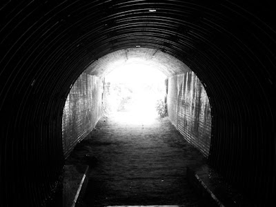 He sent 2 The+Light+At+the+End+of+the+Tunnel