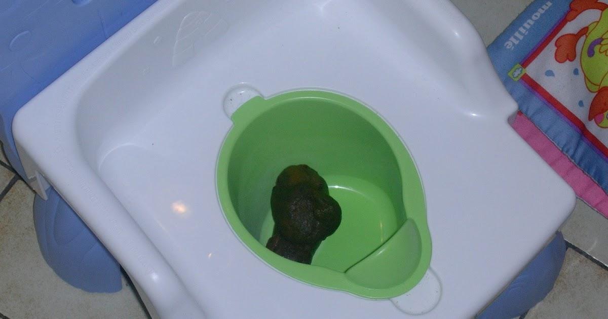 millouf s lair un gros caca dans le pot