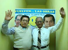 Grimaldo Chong Vásquez candidato a Teniente Alcalde Municipalidad Provincial de Sullana