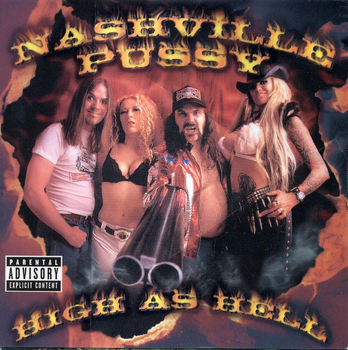 Nashville Pussy High As Hell 57