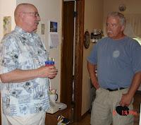 Cousins David King and David Lindberg