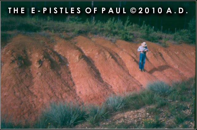 The e-Pistles of Paul 2010 A.D.