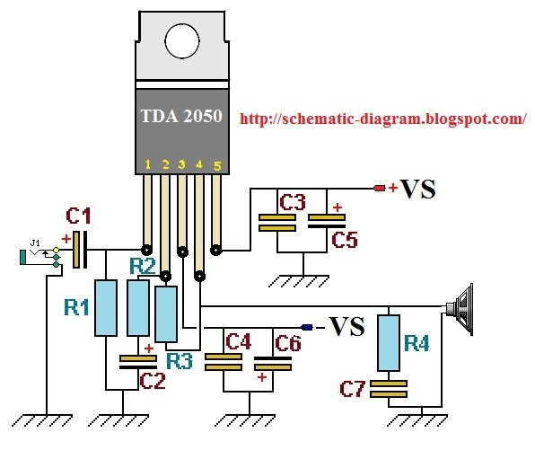 Only Wiring And Diagram  32w Hi
