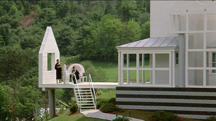 The Rural Modernist RIP Otho long live the Beetlejuice house