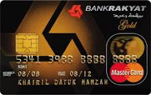 Kad Kredit Islamic Bank Rakyat FREE!!!