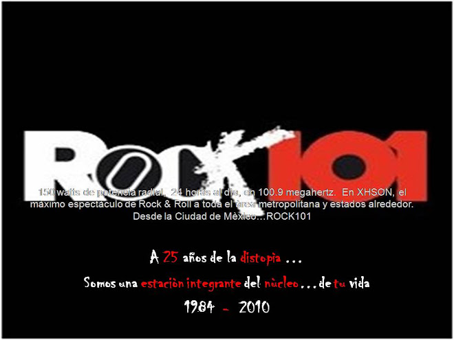 ROCK 101 IDEA MUSICAL 100.9