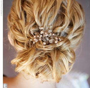 Wedding Updos Hairstyles Earth Day