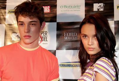Brazilian model Francisco Lachowski
