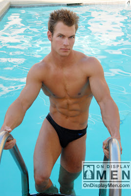 Christian Strawn from On Display Men