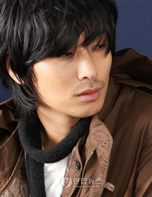 South Korea actor Ju Ji-hoon