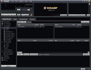Portable Winamp 5.52 Pro Build 1800 Final