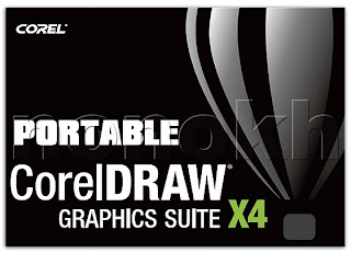 Portable CorelDRAW Graphics Suite X4