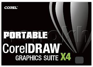Portable CorelDRAW Graphics Suite X4