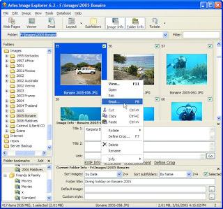 Arles Image Web Page Creator 7.4.2 Portable