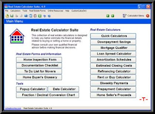 Real Estate Calculator Suite 4.9.5 - Thinstall