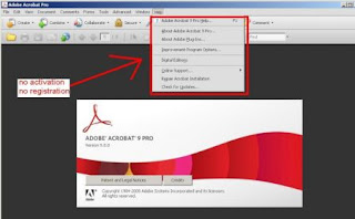 Portable Adobe Reader 9