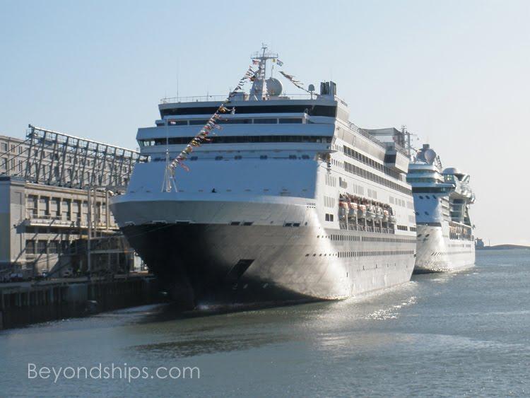 Beyondships Cruising Blog Holland America39s Maasdam In Canada And New En