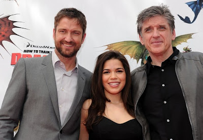 Scottish actors gerard butler and craig ferguson at the how to gerard butler and craig ferguson attended yesterdays how to train your dragon premiere in california photos and red carpet interviews are below ccuart Image collections