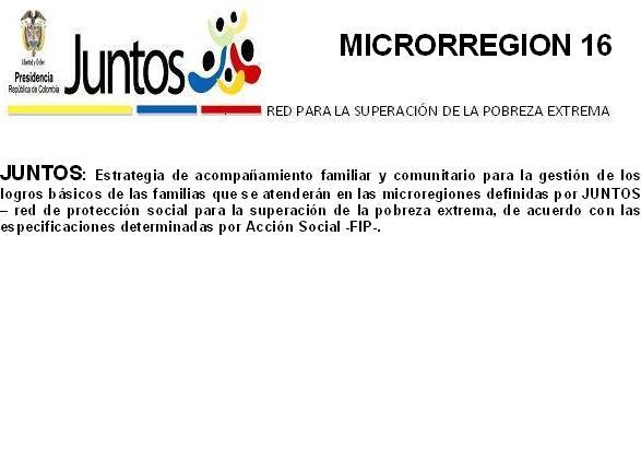 Microrregión 16