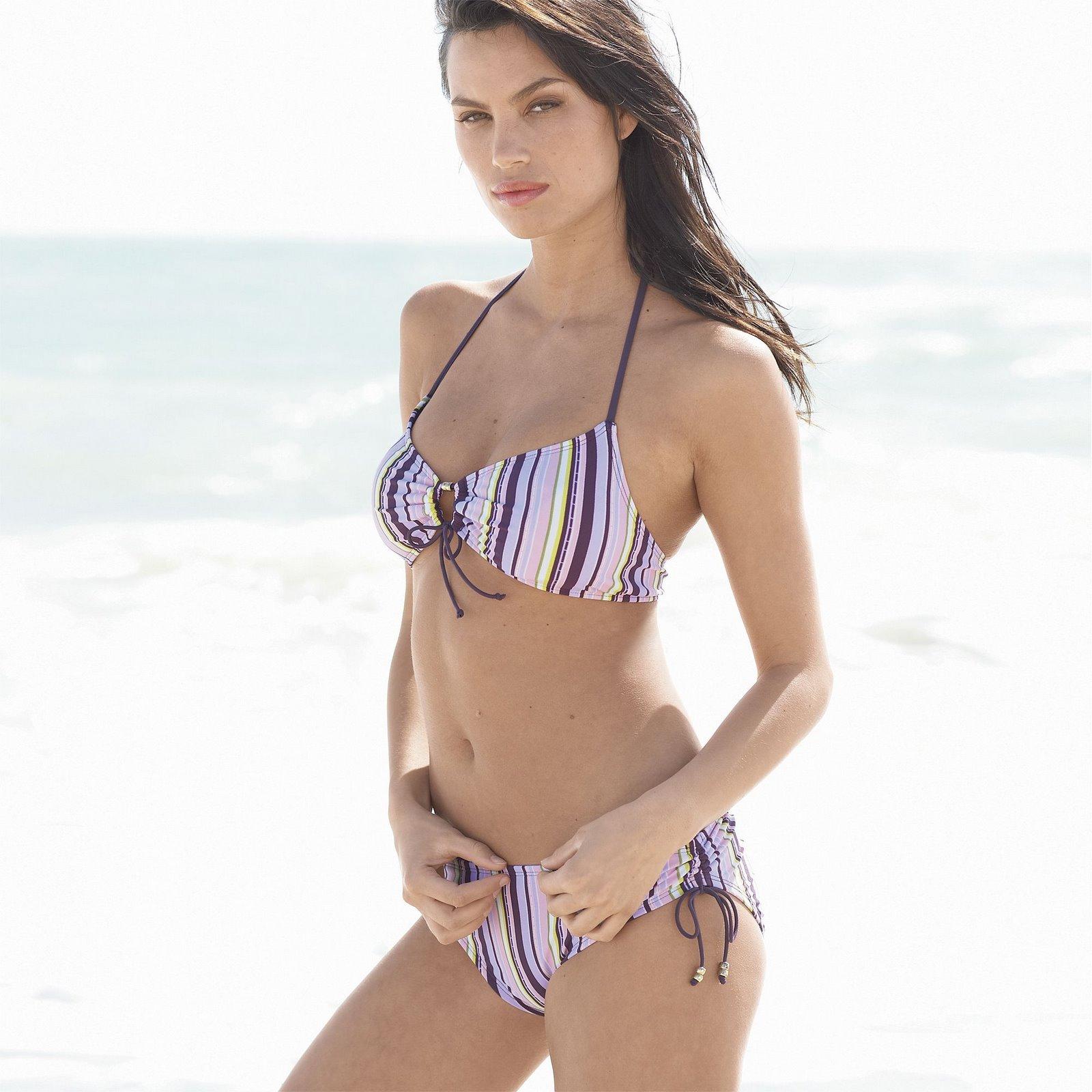 Alina Puscau Hot Bikini