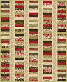 Alaska quilting adventures free charm patterns for Au maison quilts