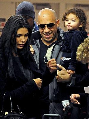 Vin Diesel Fue Un Padre Presente En El Parto De Su Mujer