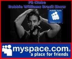 Conheça nossa página do MySpace