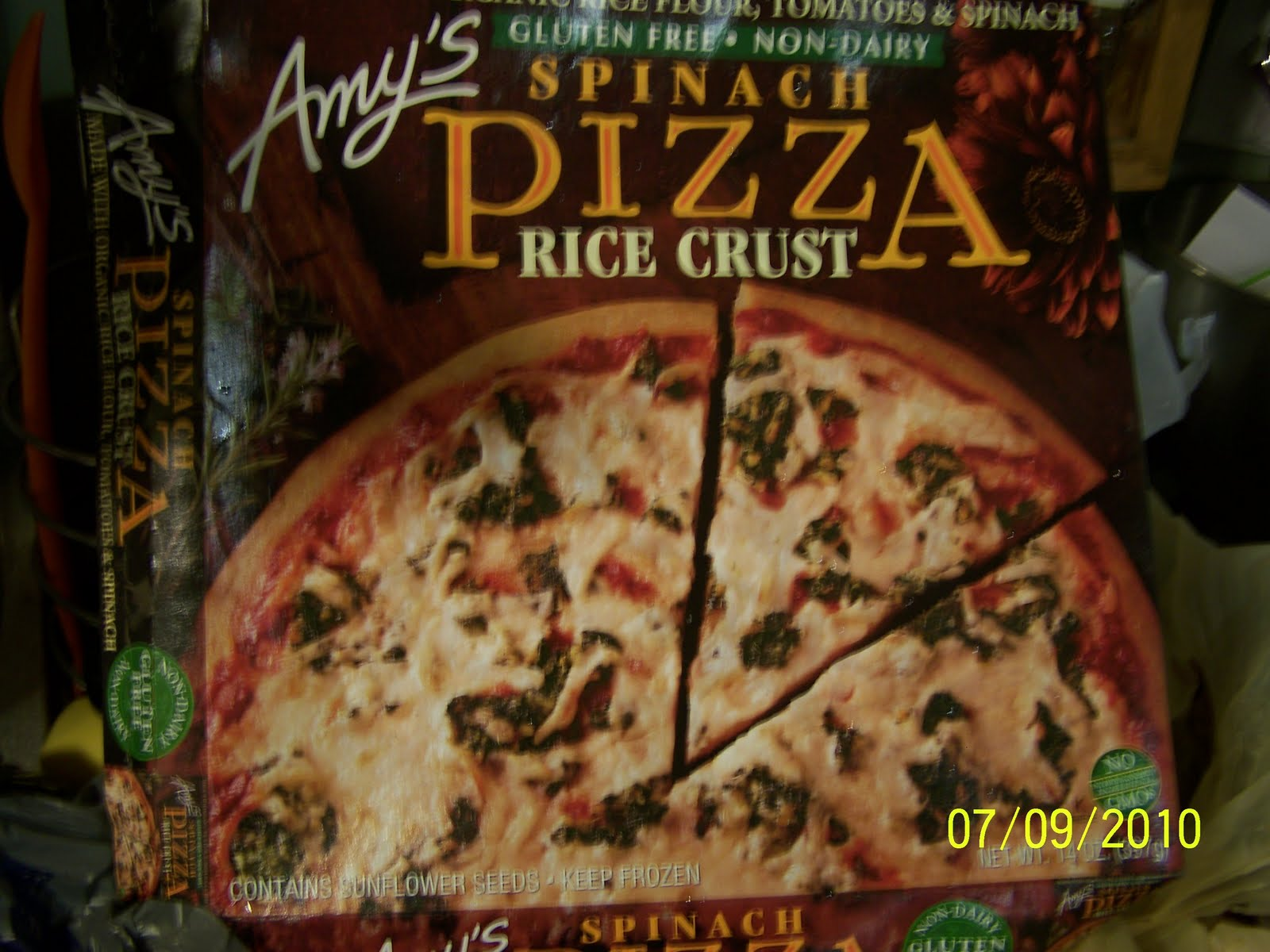 Vegan pizza walmart