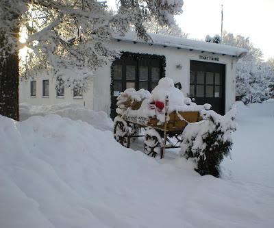 Vintern du drommer om vs. vintern pa riktigt | Baaam