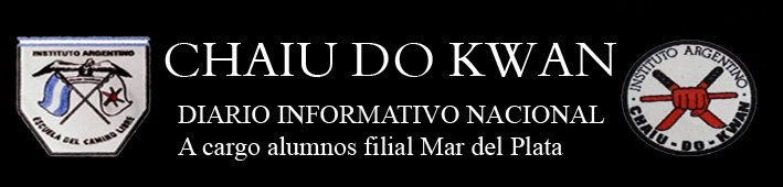 Diario Nacional Chaiu do Kwan