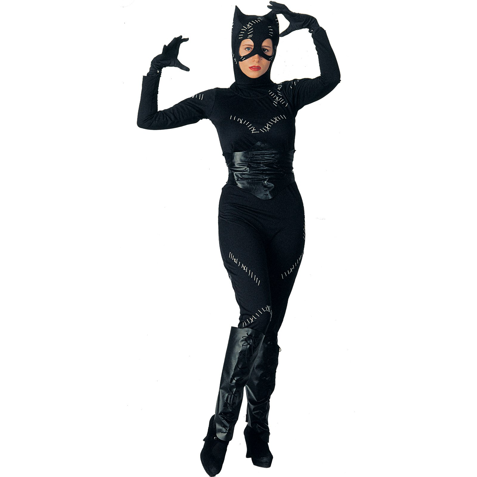 Cat Woman Halloween Costume Look Hot
