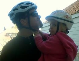 Wear your helmet!
