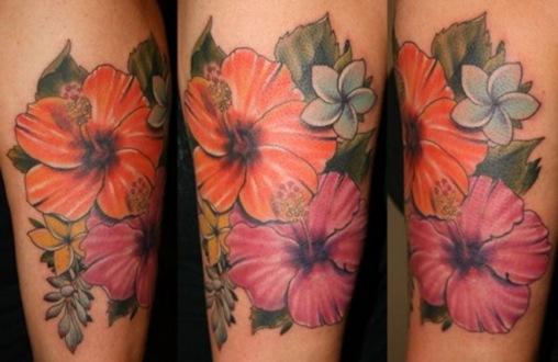Japanese Flower Tattoos Lotus Japanese flower tattoos represent estranged