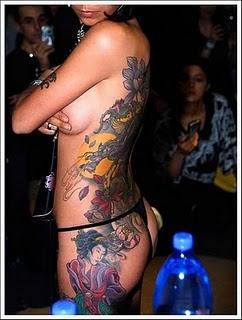 Japanese Tattto Artrvsefvsefv