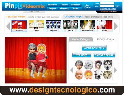 pinpix animações online