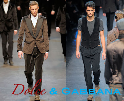 Mens Coats Fashion Winter 2010 on Milan Men   S Fashion Week Fall Winter 2010   O So Chic