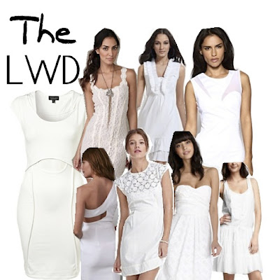 White Bodycon Dress on The Little White Dress   O So Chic    Blog    Fashionable  Beautiful
