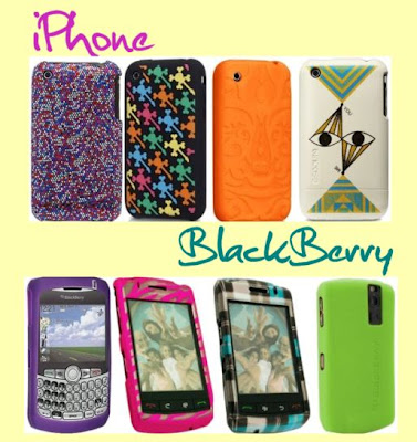 Ten Silicone Cases / Skins / Covers for RIM BlackBerry Curve 8520 / 8530