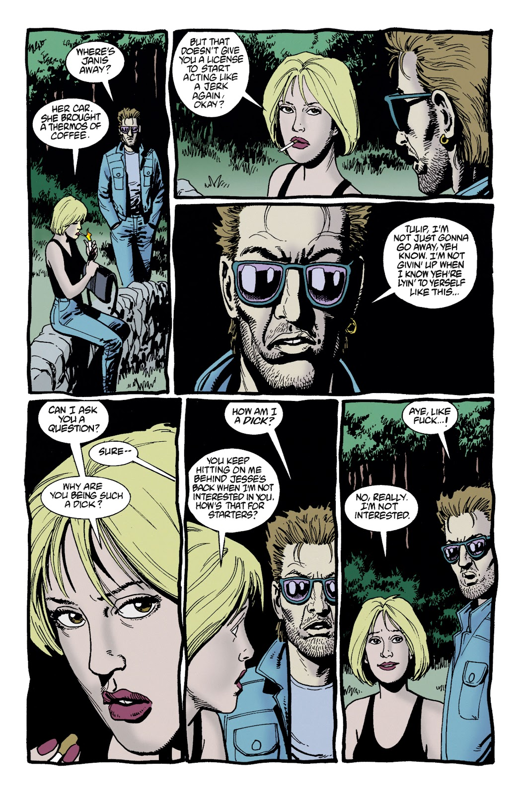 Preacher Issue #32 #41 - English 18