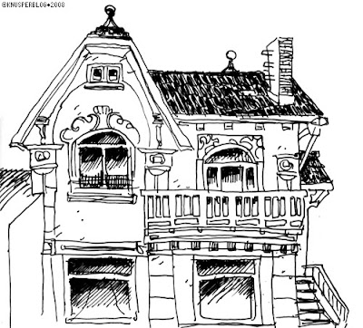 Knusperblog Altes Haus