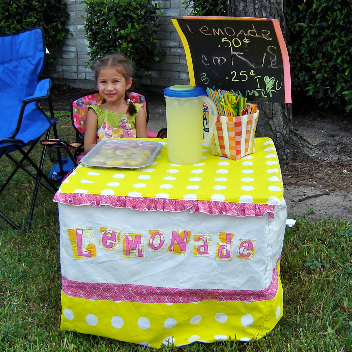 how to have a good lemonade stand