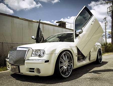 Chrysler 300c Tuning