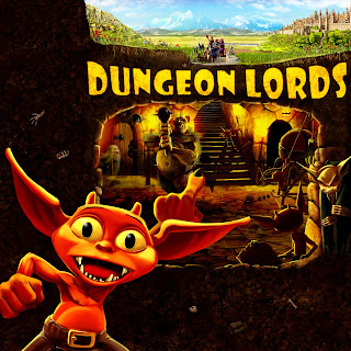 Portada Dungeon Lords