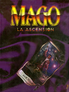 Portada de Mago: La ascension