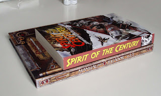 Rol: Spirit of the Century