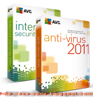 AVG antivirus 2011 & AVG internet security 2011