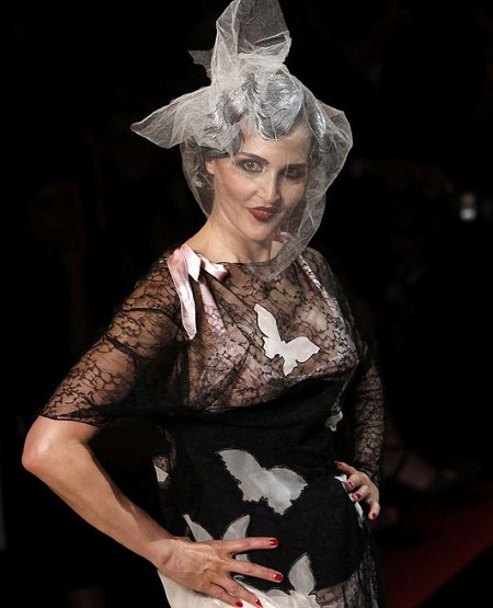 John Galliano Ss Paris Fashion Week
