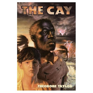 Book Cover of The Cay by Theodore Taylor
