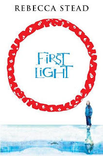 Book Cover of First Light by Rebecca Stead