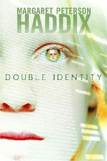 Book Cover of Double Identity by Margaret Peterson Haddix